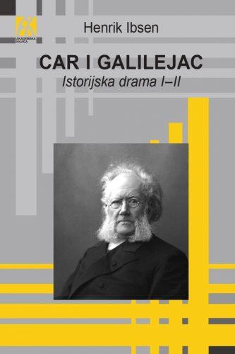 CAR I GALILEJAC <br> Istorijska drama I–II