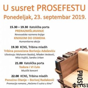 Prosefest 2019_program