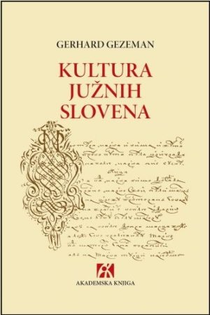 Kultura Južnih Slovena